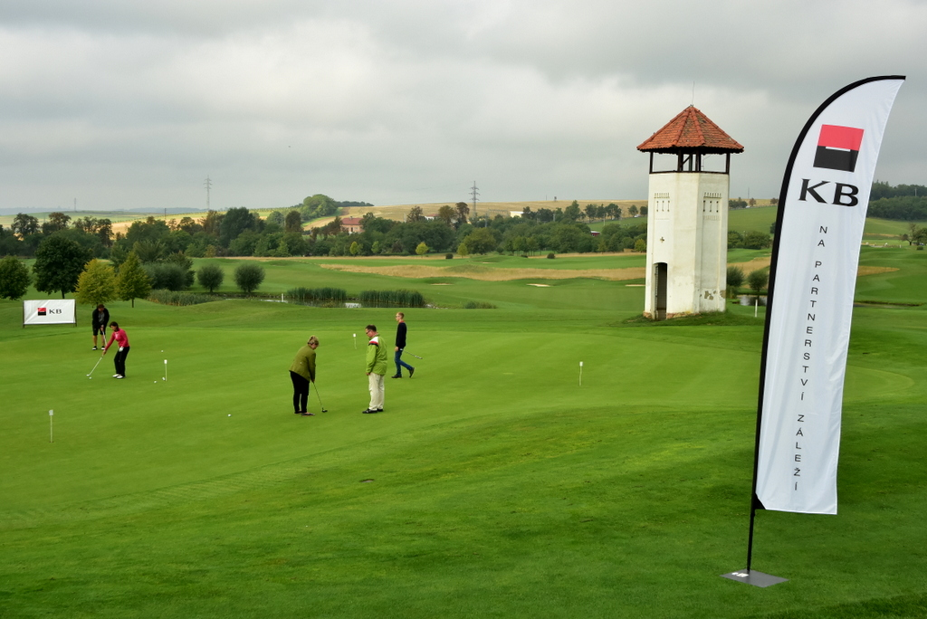 golfový turnaj slavkov u brna